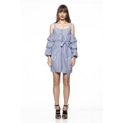 Alexia Admor Adelynn Striped Dress