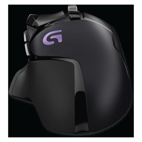 Logitech G502 Proteus Spectrum Rgb Tunable Gaming Target