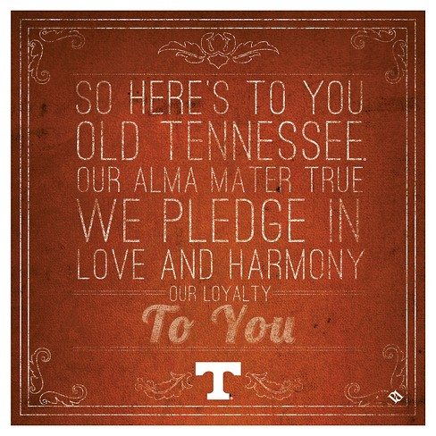Tennessee Volunteers Spirit Trivets - image 1 of 1