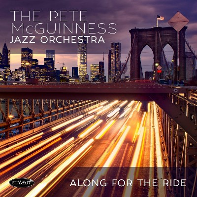 McGuinness, Pete Jazz Orchestra - Along For The Ride (CD)