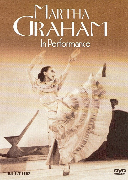 Martha graham in performance (DVD) - image 1 of 1