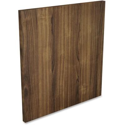 """Lorell Wall Hutch Door Kit 30"""" Walnut 69957"""