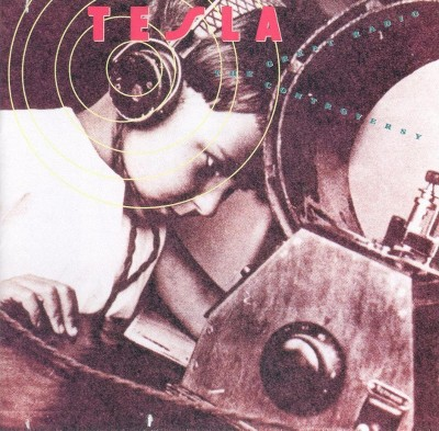 Tesla - The Great Radio Controversy (CD)