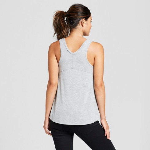 bc5e035f07966 Women s Tacos And Tequila Graphic Tank Top - Zoe+Liv - Heather Gray   Target