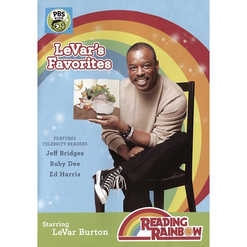 Reading Rainbow: Levar's Favorites (DVD) - image 1 of 1