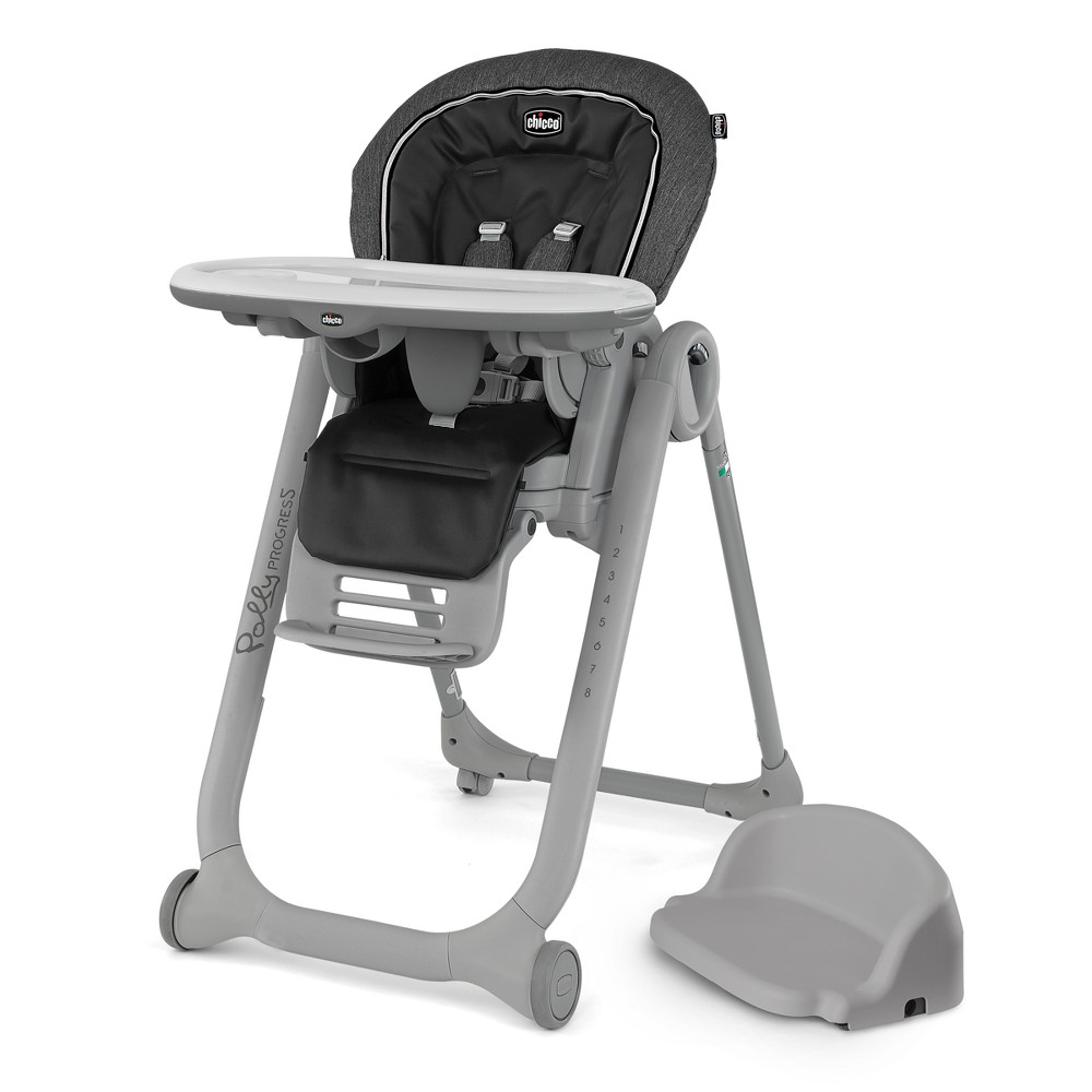 Image of Chicco Polly Progress High Chair - Minerale