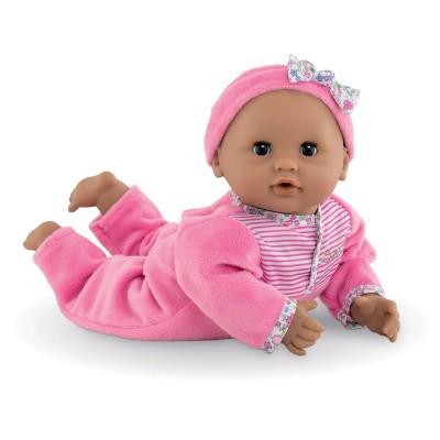 """Corolle Mon Premier Bebe Calin Maria 12"""" Soft Huggable Doll"""