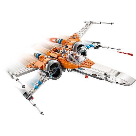 LEGO Star Wars Poe Dameron's X-wing Fighter Building Kit 75273 image number null