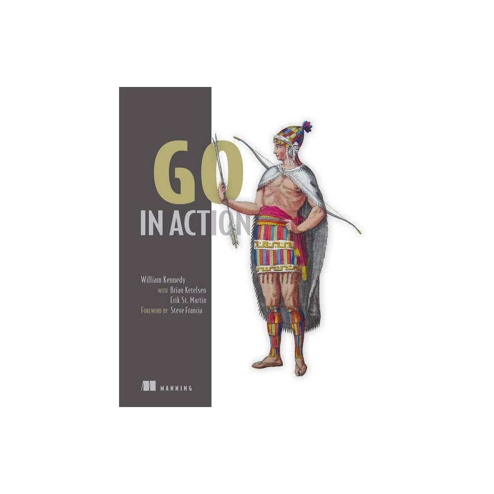 Go In Action By William Brian Erik Paperback