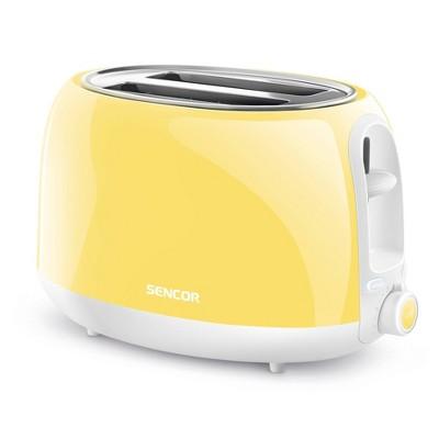 Sencor 2-Slice Toaster - Yellow