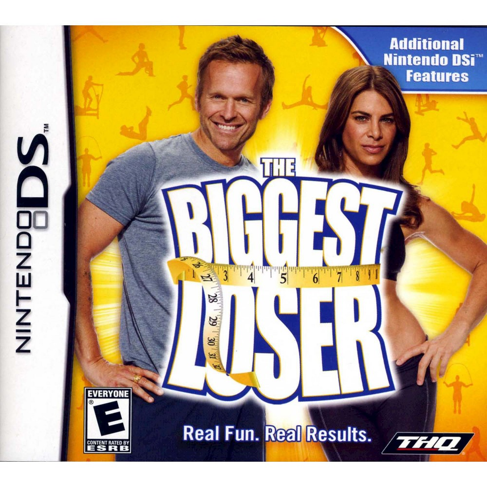 The Biggest Loser Pre-Owned - Nintendo DS