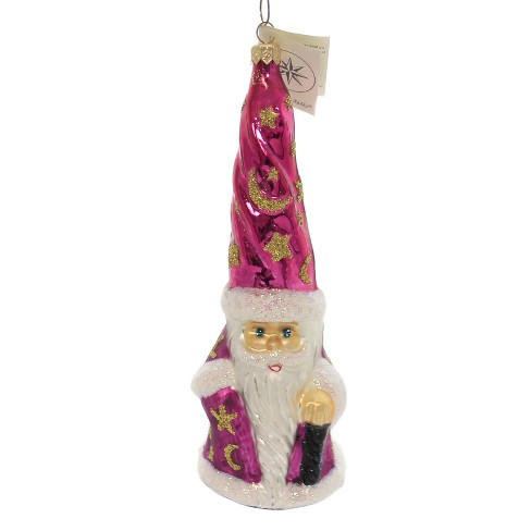 Christopher Radko Magic Munchkin Sbk Ornament Christmas Moon Wizard - image 1 of 2