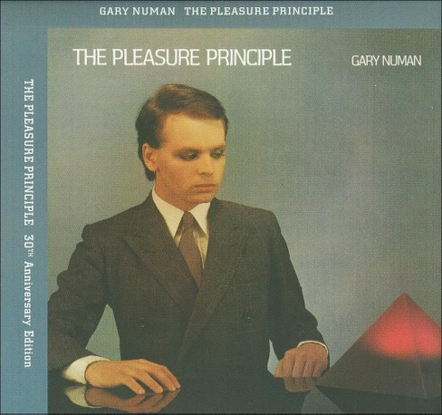 Gary numan - Pleasure principle (30th ann expanded (CD) - image 1 of 2