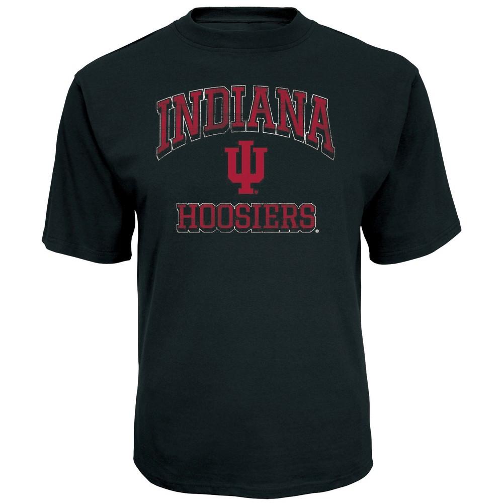 NCAA Men's Short Sleeve TC T-Shirt Indiana Hoosiers - XL, Multicolored