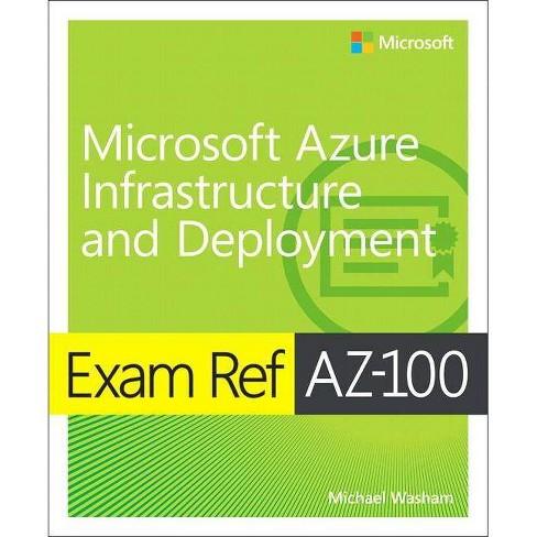 Exam Ref Az-103 Microsoft Azure Administrator - by  Michael Washam & Jonathan Tuliani & Scott Hoag - image 1 of 1