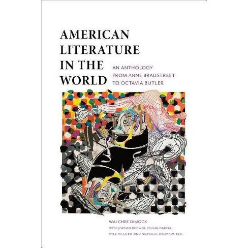 American Literature in the World - (Hardcover) - image 1 of 1