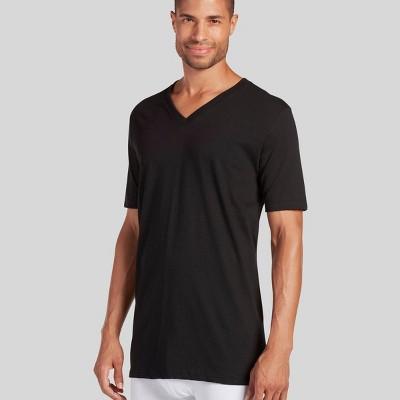 Jockey Generation™ Men's Big & Tall Cotton V-Neck Undershirt 2pk