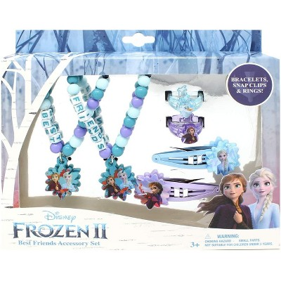 H.E.R. Accessories, Ltd. Frozen 2 Best Friends 6 Piece Jewelry Accessory Set