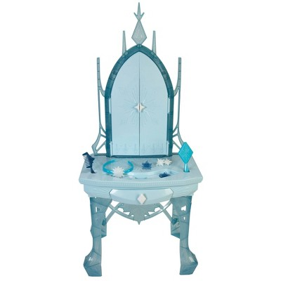 Disney Frozen 2 Elsas Enchanted Ice Vanity