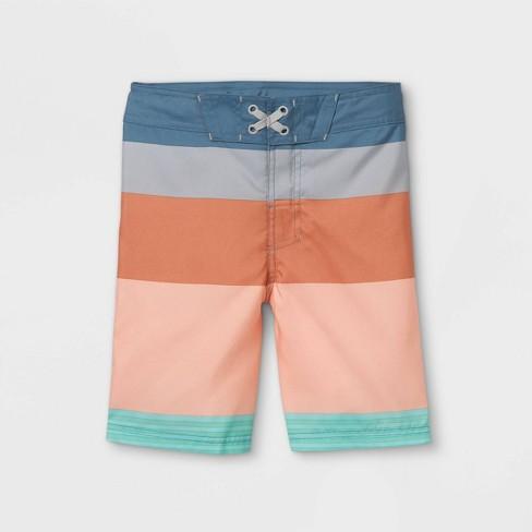 Boys' Colorblock Swim Trunks - art class™ - image 1 of 2