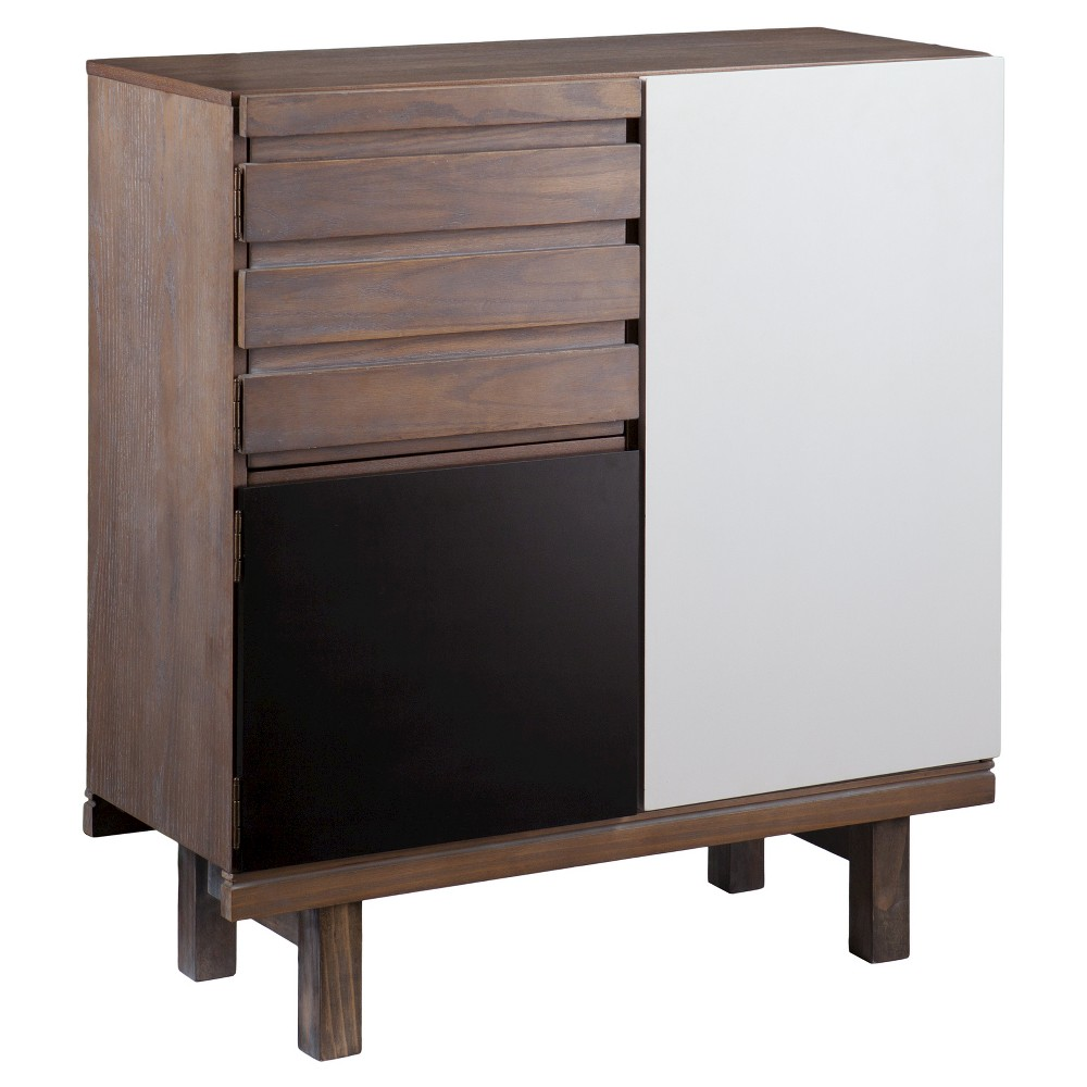 Image of Chaz Cabinet Wood- Holly & Martin