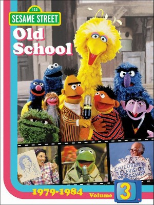 Sesame street:Old school volume 3 (DVD)