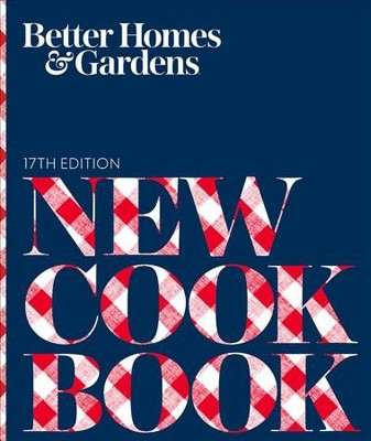 Better Homes & Gardens New Cook Book - (Hardcover)