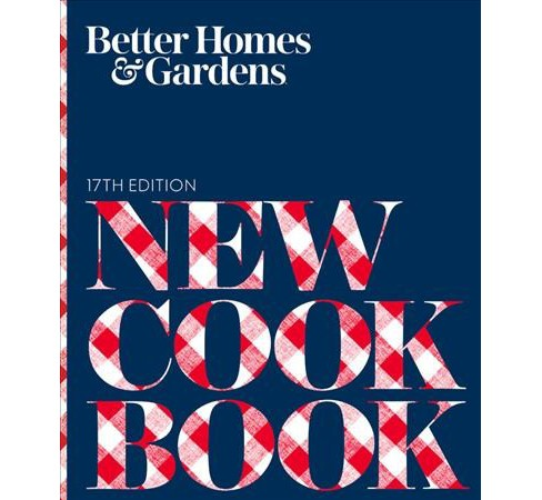Better Homes & Gardens New Cook Book -  (Hardcover) - image 1 of 1
