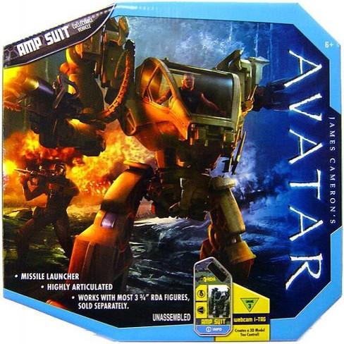 James Cameron's Avatar Combat Vehicle AMP Suit Action Figure Set - image 1 of 1