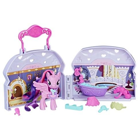 My Little Pony Explore Equestria Canterlot Spa - image 1 of 3