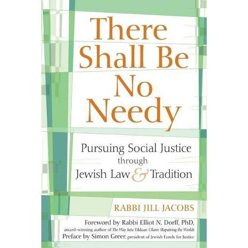 There Shall Be No Needy - by  Jill Jacobs (Hardcover) - image 1 of 1
