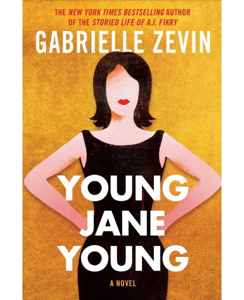 Young Jane Young -  by Gabrielle Zevin (Hardcover) - image 1 of 1
