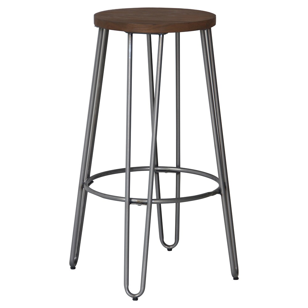 "Image of ""29"""" Quinn Barstool Metal - Reservation Seating"""