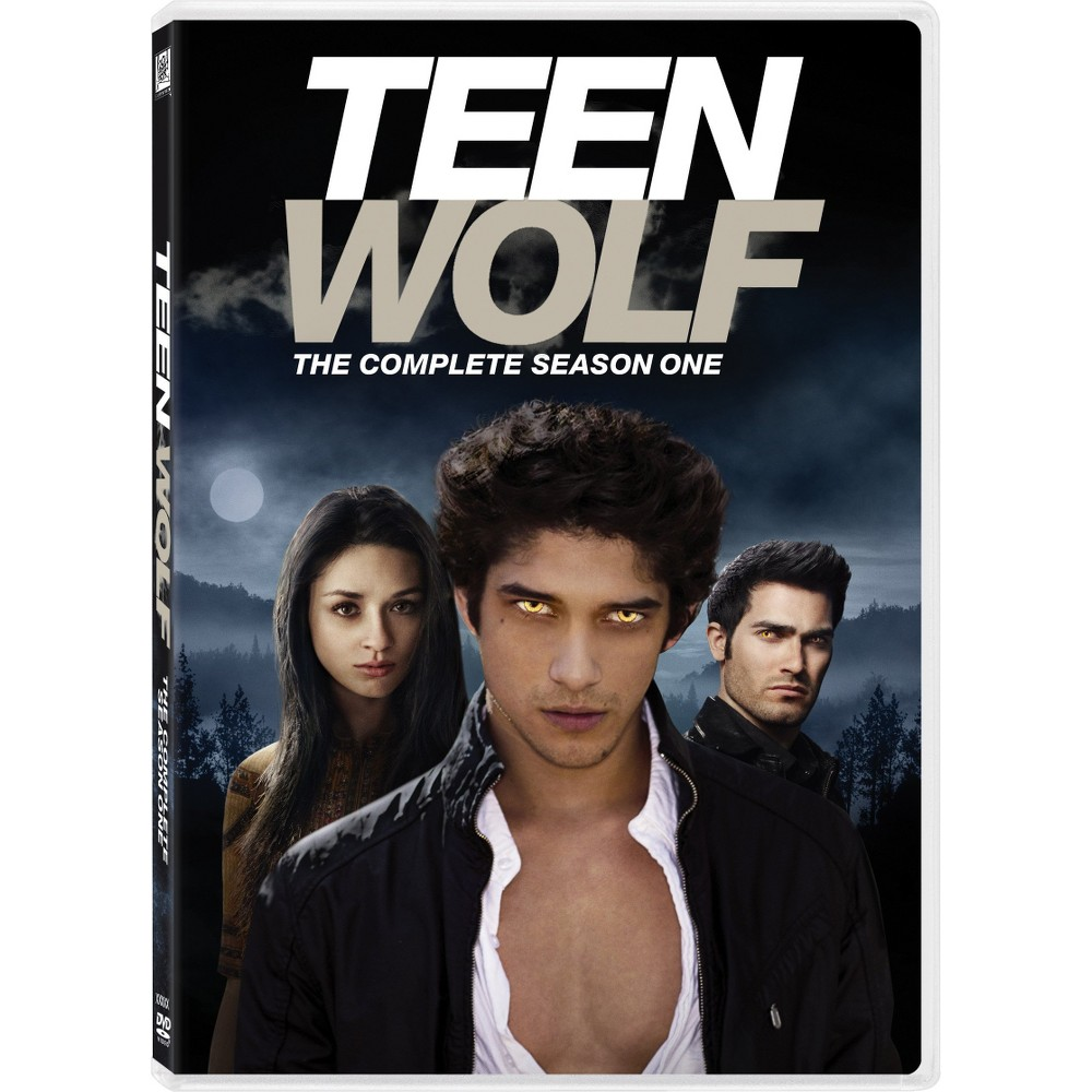 Teen Wolf The Complete Season One Dvd