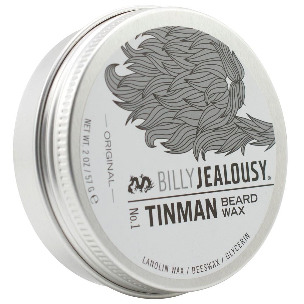 Image of Billy Jealousy Tin Man Beard Wax - 2oz