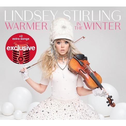 Lindsey Stirling Album Back