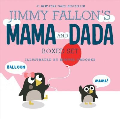Jimmy Fallon's Mama and Dada - (Hardcover)