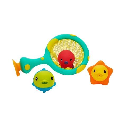 Munchkin Catch and Score Basketball Bath Toy - image 1 of 6
