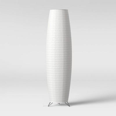 Paper Floor Lamp White - Room Essentials™