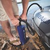 Coleman Dual Action Hand Pump - Blue - image 2 of 2