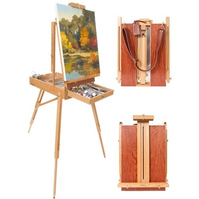 Creative Mark Paris Deluxe French Easel w/ Leather Carry Strap