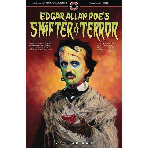 Edgar Allan Poe's Snifter of Terror - by  Tom Peyer & Mark Russell & Hunt Emerson & Various (Paperback) - image 1 of 1