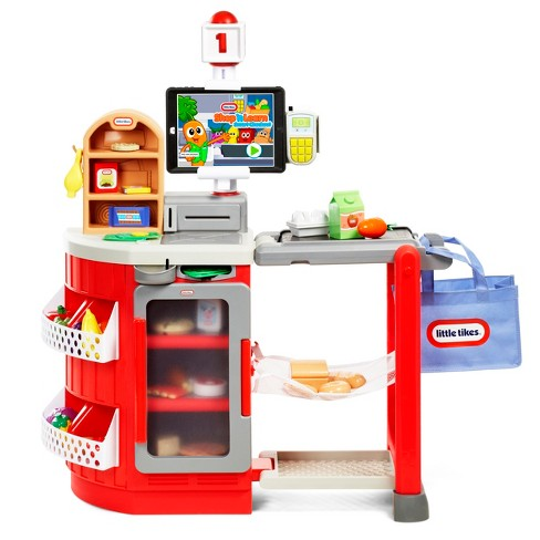 Little Tikes Shop 'n Learn Smart Checkout Role Play Toy - image 1 of 4