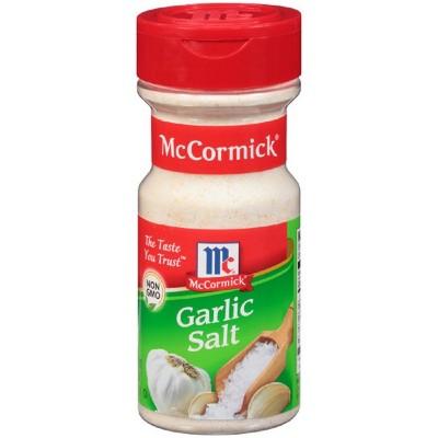 McCormick Garlic Salt - 9.5oz