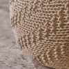 Hershel Knitted Cotton Pouf - Christopher Knight Home - image 4 of 4