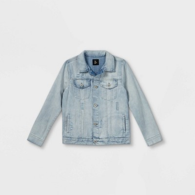Girls' Denim Jacket - art class™ Blue