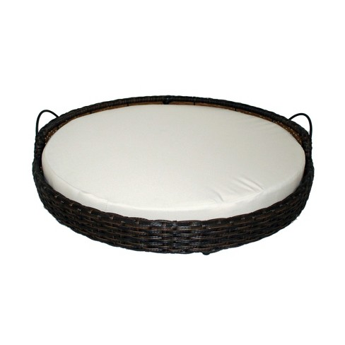 Iconic Beds for Dogs and Cats - Round Basket - image 1 of 4
