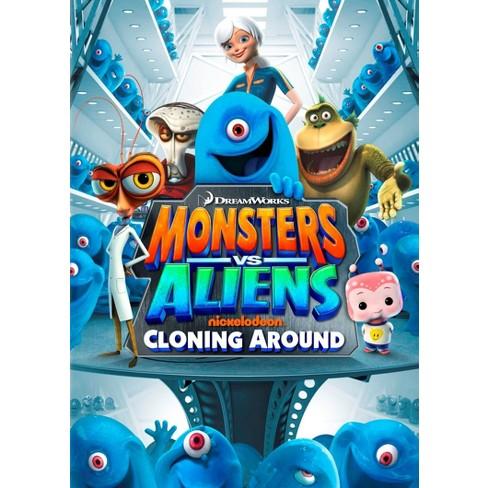 Monsters vs. Aliens: Cloning Around (dvd_video) - image 1 of 1