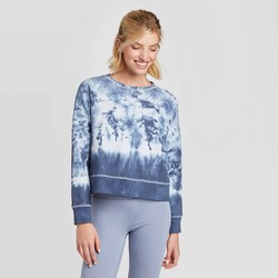 Women's Crew Neck Long Sleeve Fleece - JoyLab™