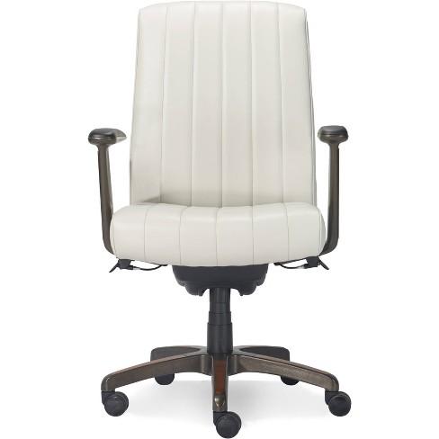 Modern Bennett Executive Office Chair White La Z Boy Target